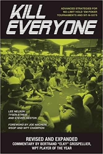 Kill Everyone – Lee Nelson