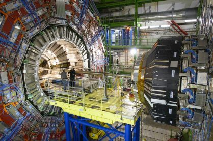 The Large Hadron Collider development facility