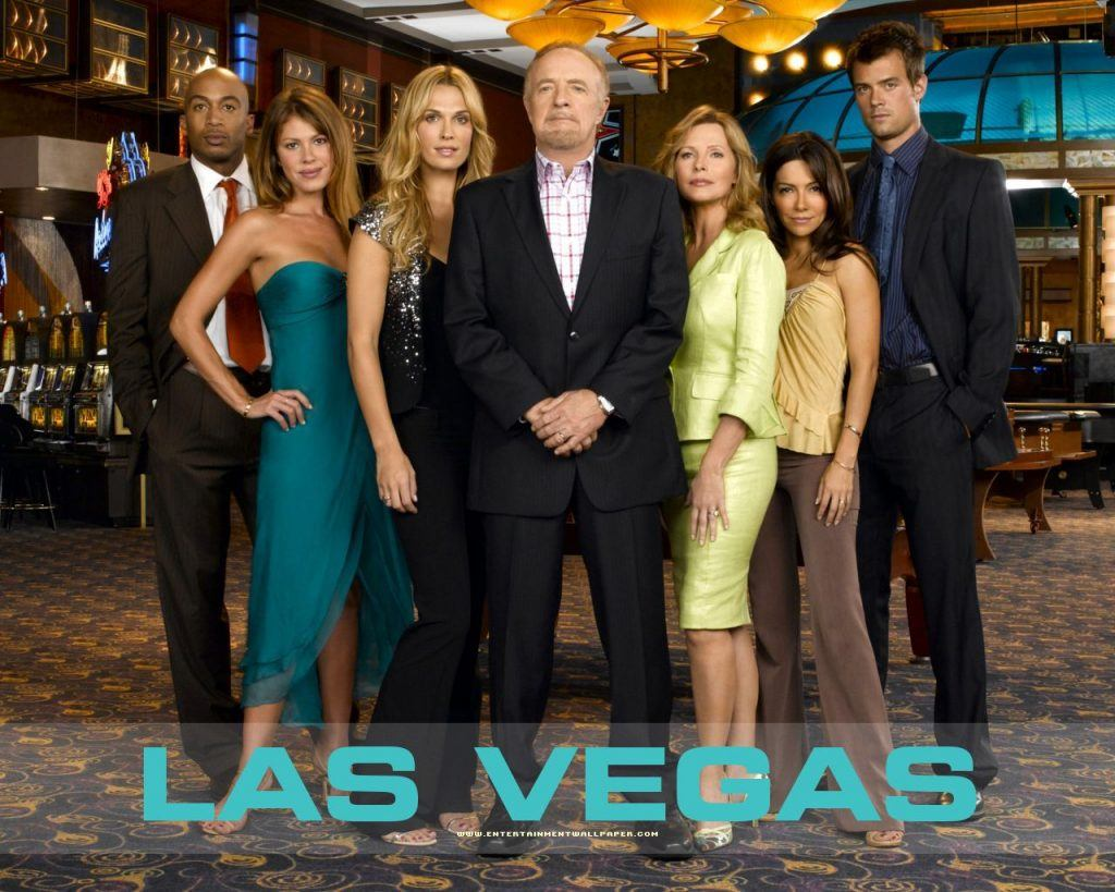 An image representing the show Las Vegas, based on casino management