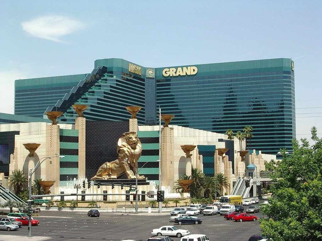 Las Vegas Casino MGM Grand