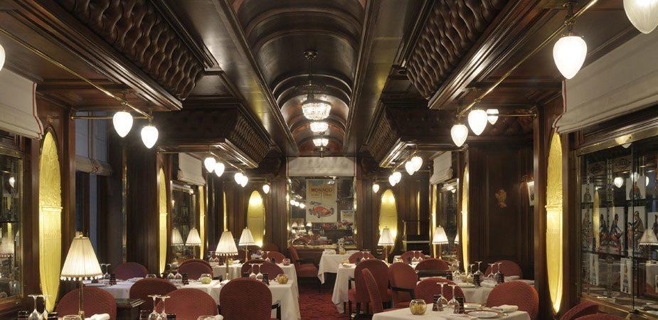 Le Tren Bleu, Monte Carlo