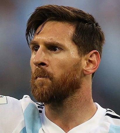 Lionel Messi - pemain sepak bola