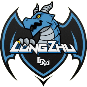 An image of the Longzu Gaming team logo