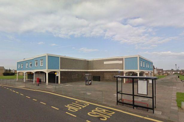 Low Grange Shops in Billingham, Teesside
