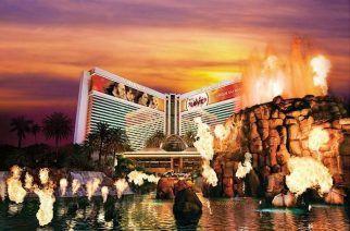 The Mirage Hotel Volcano (Image: MGM Resorts International)