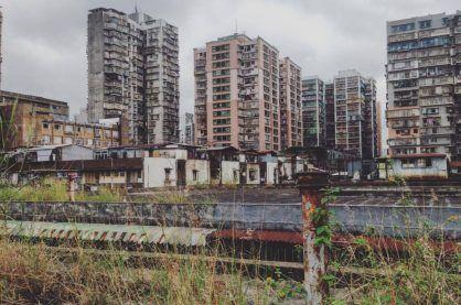 Iao Han neighborhood Macau