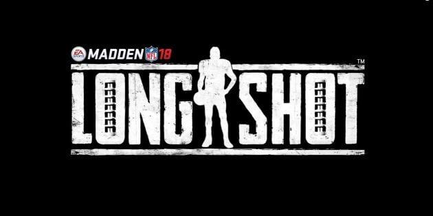 Madden 18 Longshot story mode