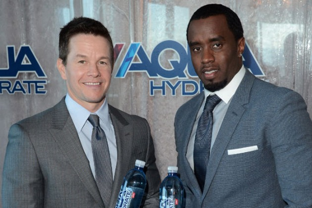 Mark Wahlberg & Diddy, known for placing big gambling bets