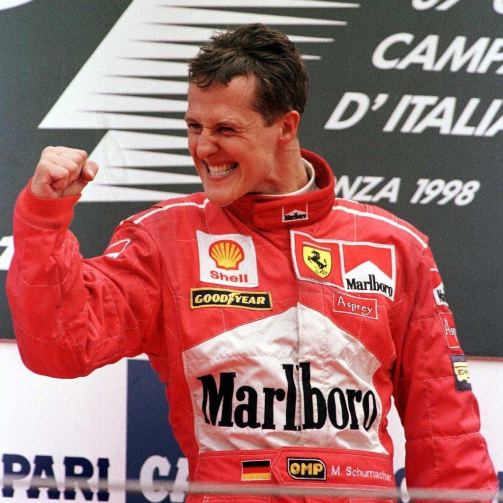 Michael Schumacher - racing driver