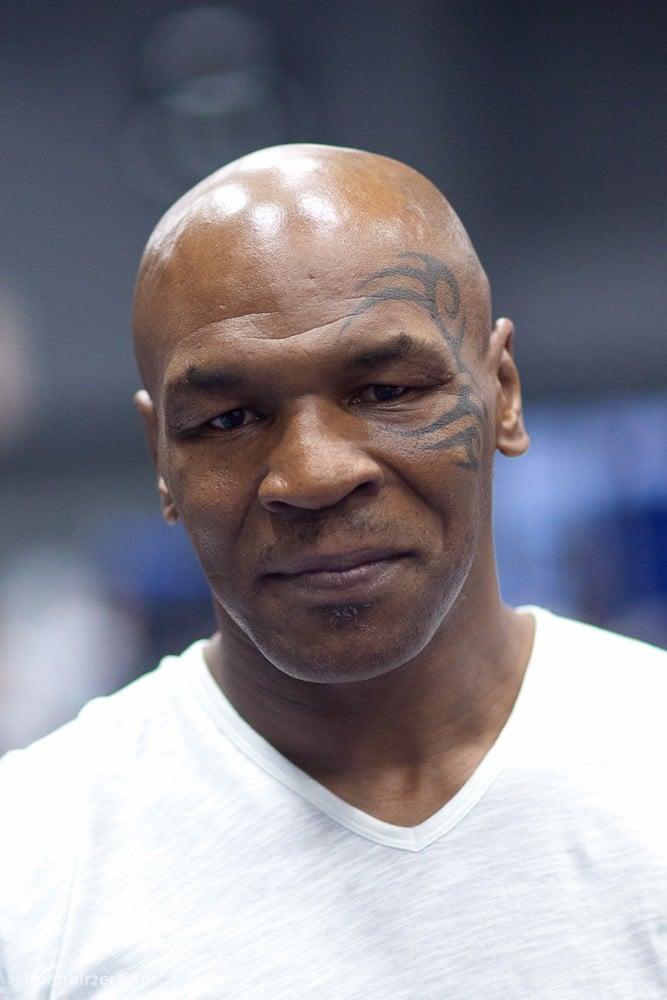 Mike Tyson - boxer