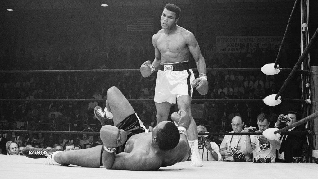 Boxing icon Muhammad Ali