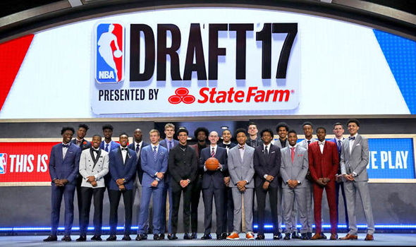 Players from the 2017 NBA Draft