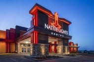 Native Lights Casino situated in Northern Oklahoma