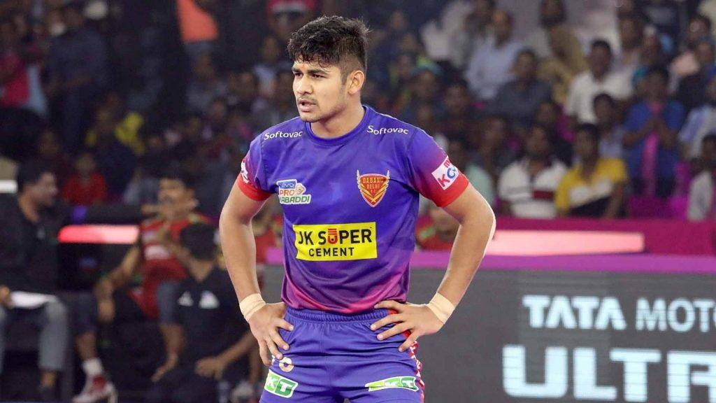 Naveen Kumar - Kabaddi Player