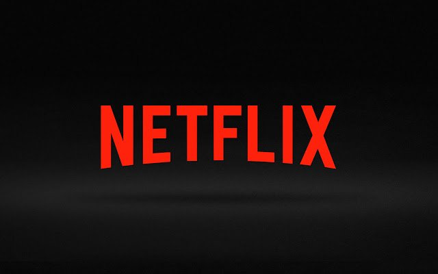 The official Netflix logo