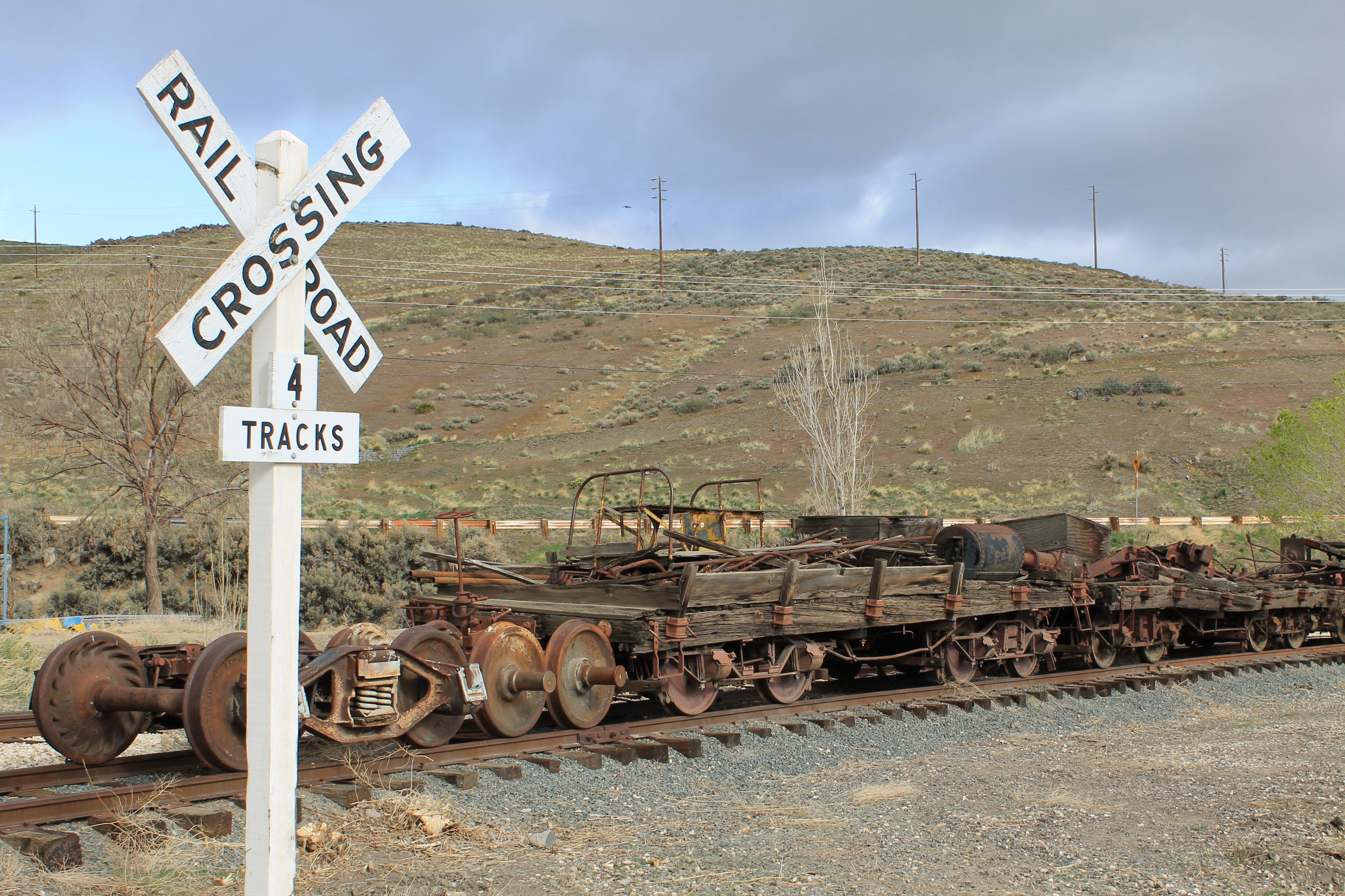 Nevada State Railroad Museum.