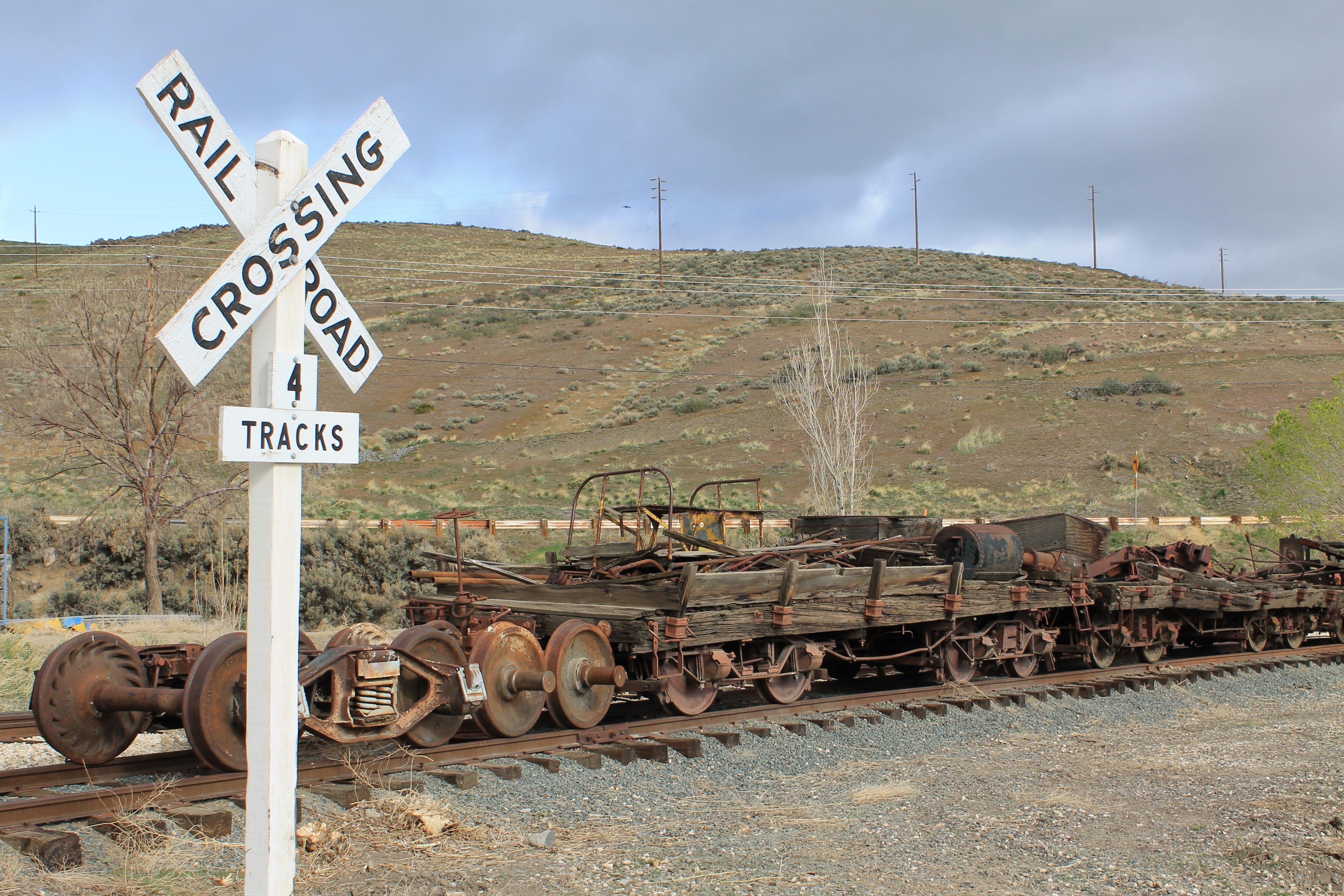 Nevada State Railroad Museum.