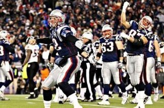 New England Patriots at the Super Bowl 2015