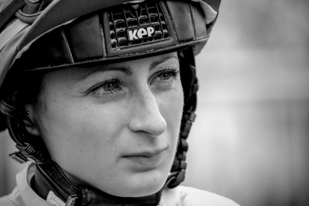Nicola Currie - jockey
