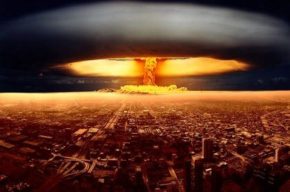The potential impact of a nuclear warhead
