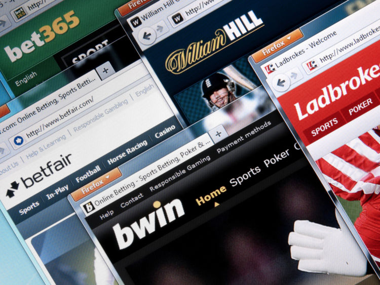 The most popular online betting sites