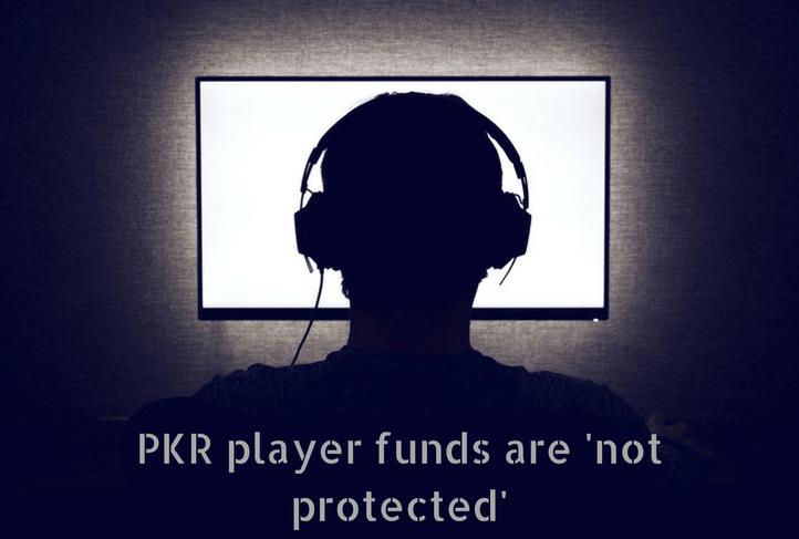 no guarantees over PKR customer funds