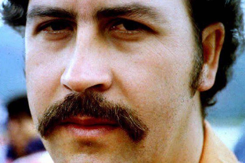 An image of Pablo Escobar