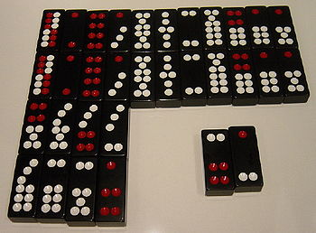 Pai Gow game counters