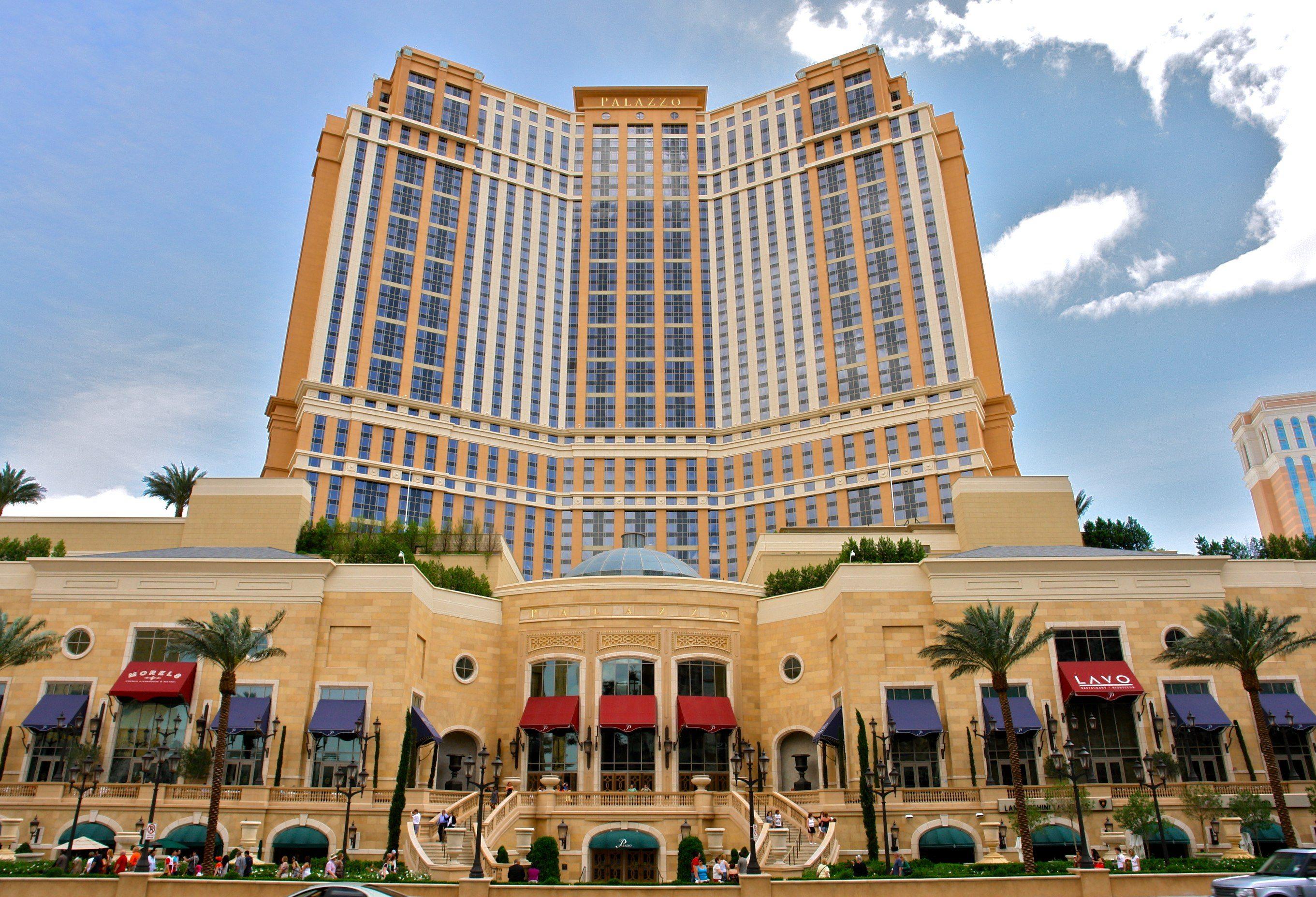 Palazzo Casino, Las Vegas
