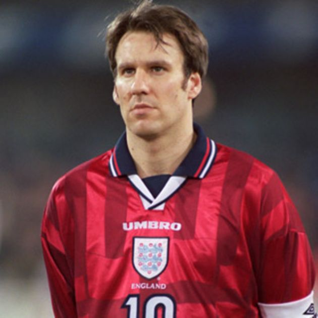 Paul Merson, a famous footballer who suffered with a gambling problem