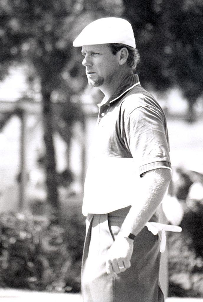 Payne Stewart  - golfer