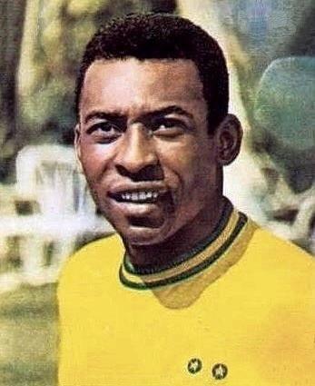 Pelé à la Coupe du monde de football 1970, 'Mexico 70 - World Cup Story', Panini figurina n°38