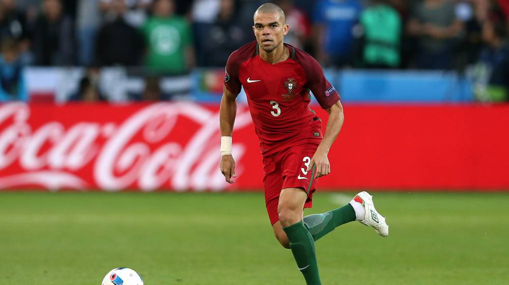 Pepe is a veteran player who plays for Portugal