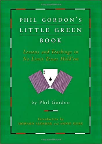Phil Gordon's Little Green Book – Phil Gordon