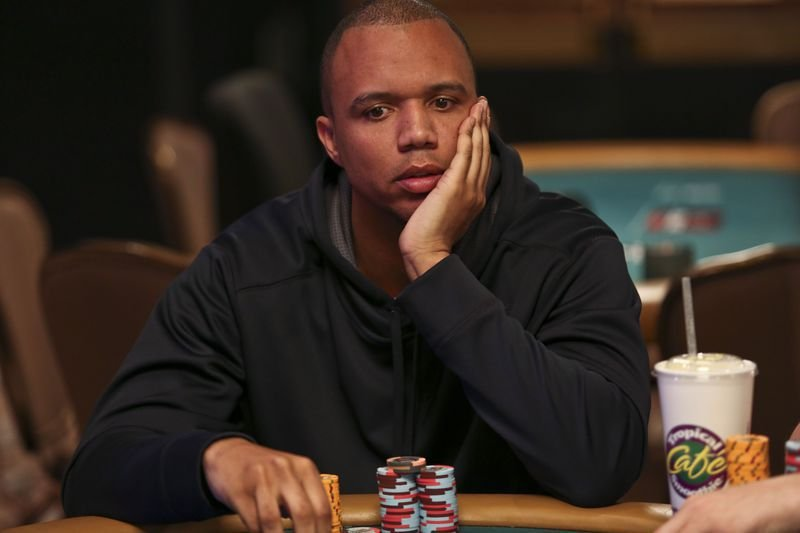 Professional Poker player, Phil Ivey
