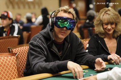 Phil Laak - poker pro