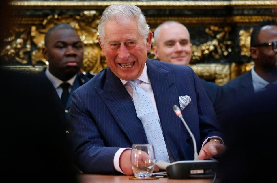 A photo of Prince Charles