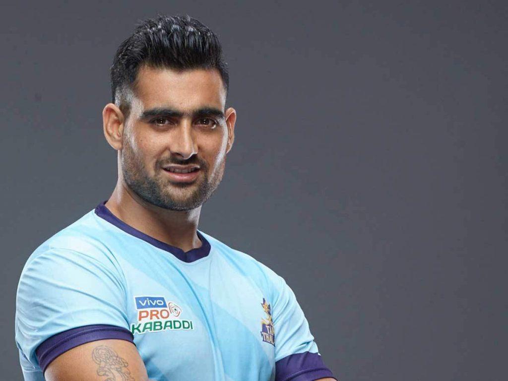 Rahul Chaudhari - Kabaddi Player