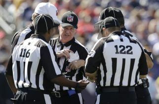 Introducing Sports' Best Paid Referees