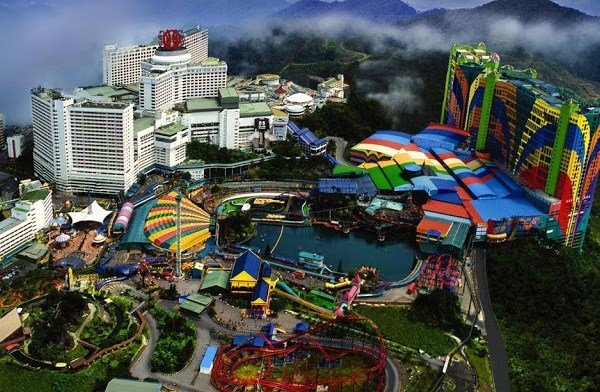 Resorts World Genting in Malaysia