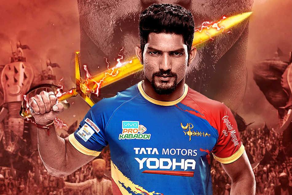 Rishank Devadiga - Kabaddi Player