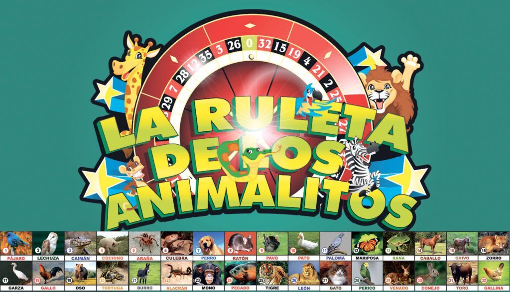 A roulette themed gambling game based in Venezuela