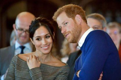 Prince Harry and Meghan Markle are set to wed