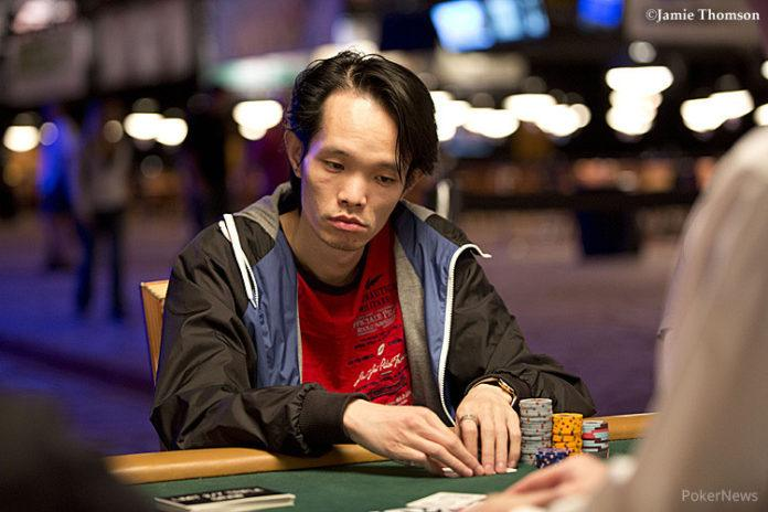 Chun Lei Zhou is known as an online high stakes poker player