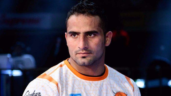 Sandeep Narwal  - Kabaddi Player