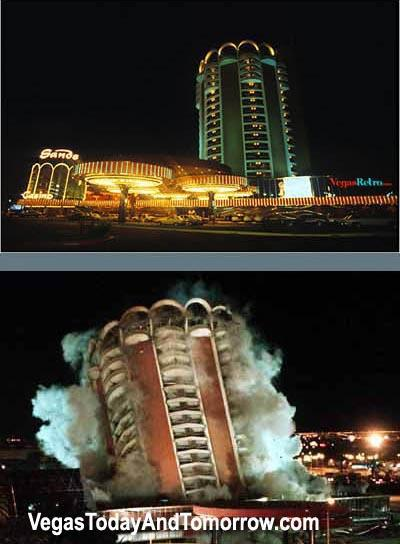 Sands Casino Demolition