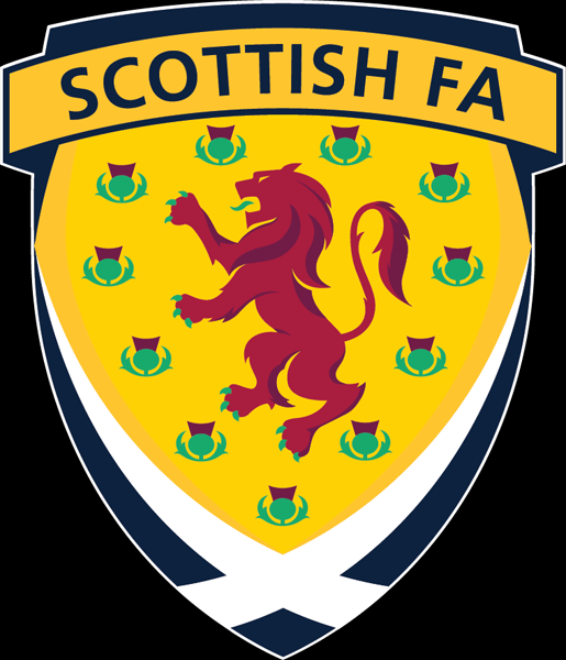 The official Scottish FA logo