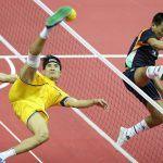Obscure Sports: Sepak Takraw