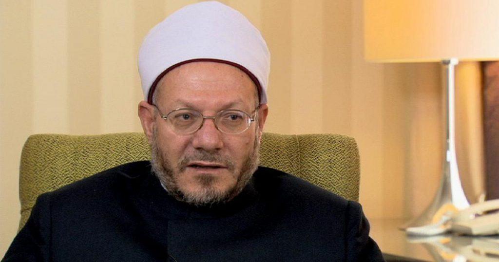 Sheik Shawki, Egypt's highest ranked religious leader