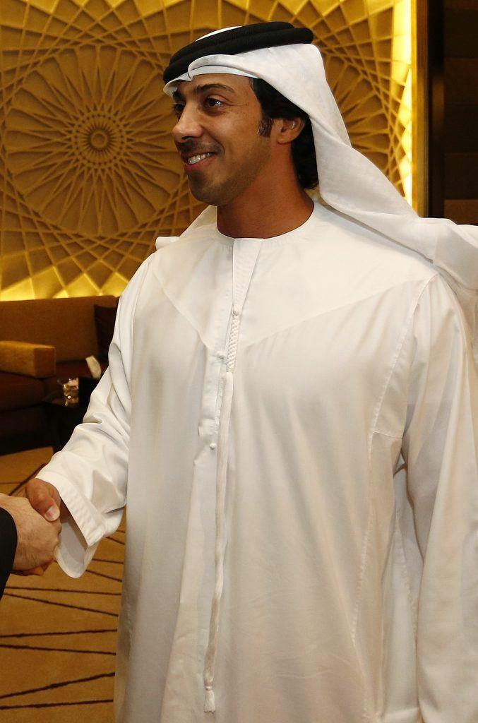 Mansour bin Zyed AL Nahyan